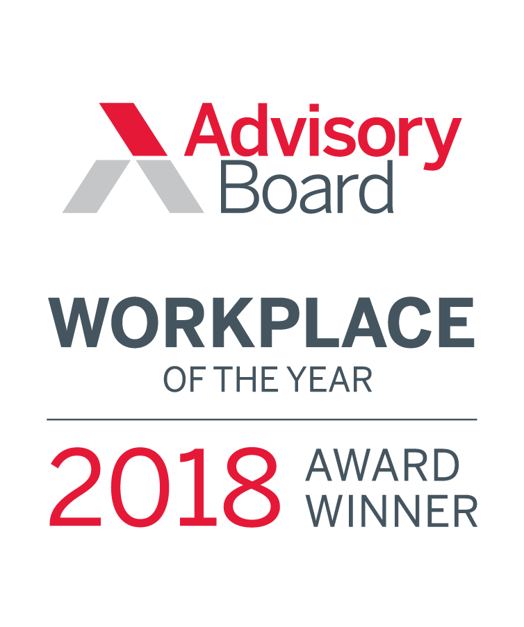 Workplace of the Year 2018