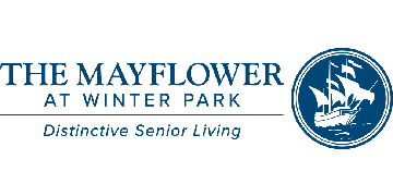 The Mayflower at Winter Park logo