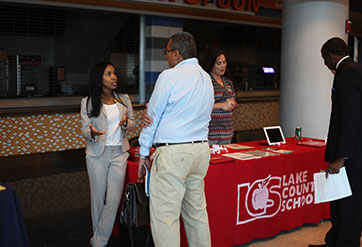 Diversity Career Fair 2015 - Lake County Schools